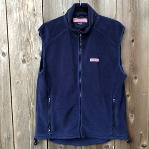 Men's Vineyard Vines Fleece Vest